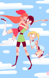 Power-Puff-Girls