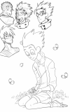 Vash-Sketches