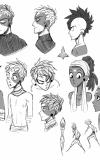 Warmup-Doodles